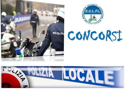 Polizia Locale: Concorsi e Mobilità