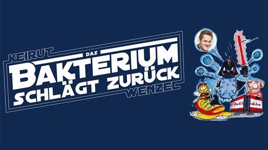 Keirut Wenzel Solo - Das Bakterium schlägt zurück