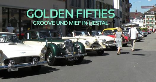 3. Auflage Golden Fifties - Groove und Mief