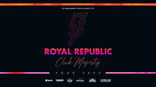Royal Republic   Innsbruck