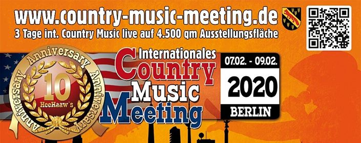 10. Internationale Country Music Meeting