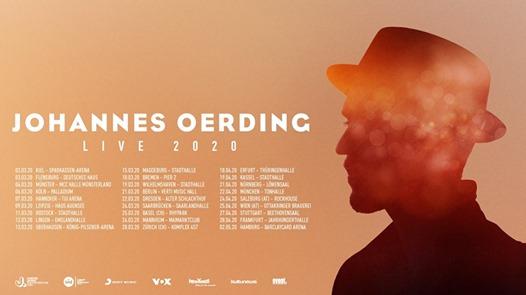 Johannes Oerding // Hannover