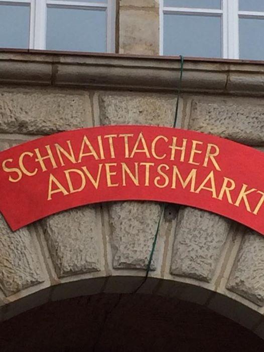 Adventsmarkt Schnaittach 2018