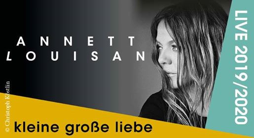 Annett Louisan - Kleine große Liebe live I Linz