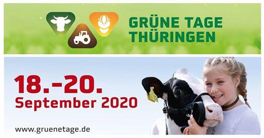 Grüne Tage Thüringen