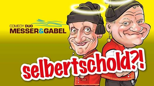 Comedy-Duo Messer&Gabel -