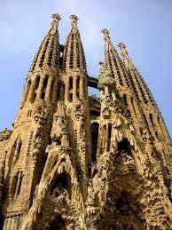 Oplevering Sagrada Familia