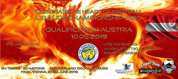 U9 Euro Championship 2019 Qualification, Hohenems