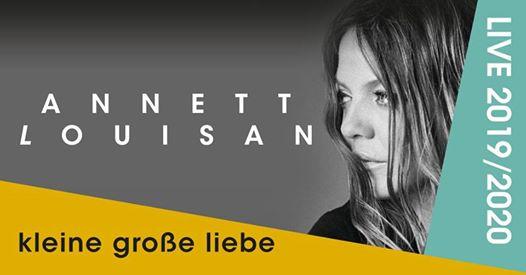Annett Louisan • Kleine große Liebe • Ulm • CCU