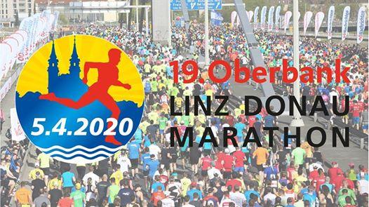 19. Oberbank Linz Donau Marathon