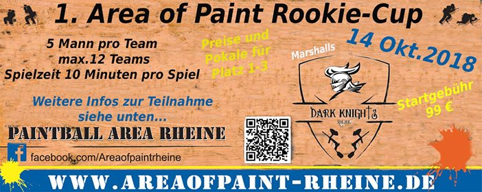 1. Area of Paint Rookie-Cup