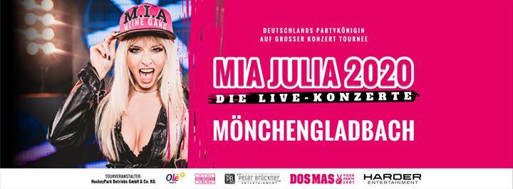 Mia Julia 2020 - Mönchengladbach