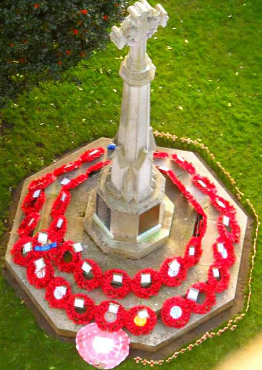 Alcester Royal British Legion.  100 Years Old. 2021