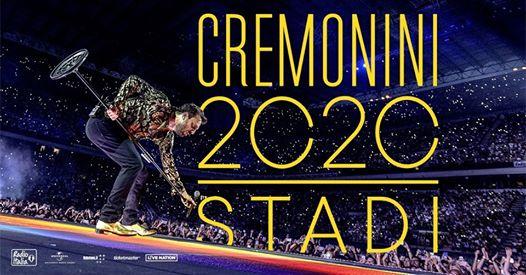 Cesare Cremonini live a Milano // #Cremonini2C2CSTADI