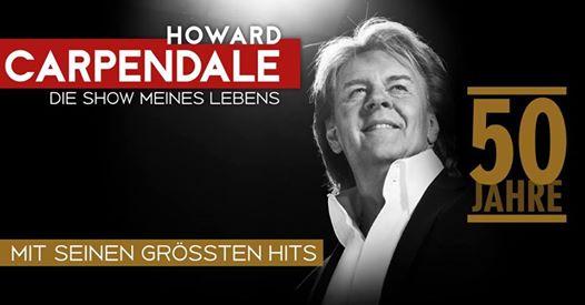 Howard Carpendale - Die Show meines Lebens 50 Jahre I Dortmund