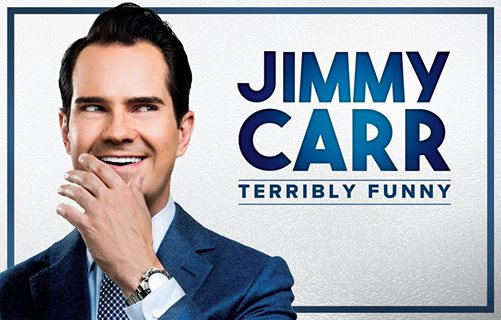 Jimmy Carr: Terribly Funny - Portsmouth Guildhall