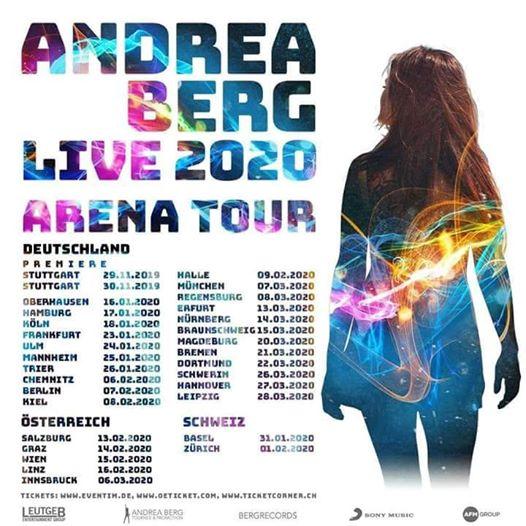 Arena Tournee 2020