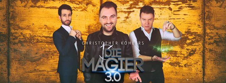 Die Magier 3.0.- Comedy Magic Show - in Mindelheim