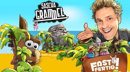 Sascha Grammel - Fast Fertig! | Sursee