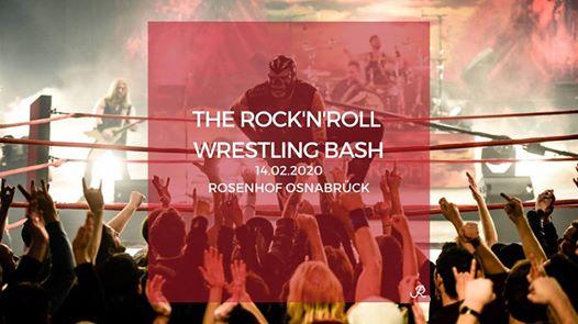 The Rock'n'Roll Wrestling Bash • Osnabrück • Rosenhof