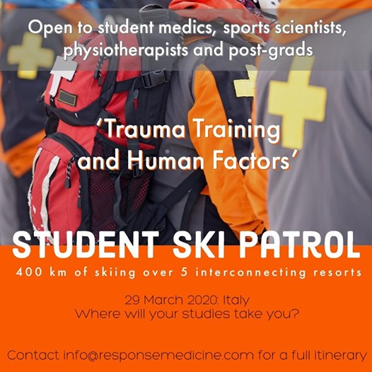Student Ski Patrol